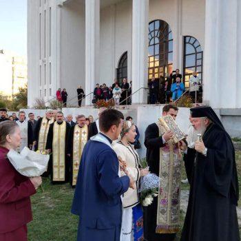 Seară binecuvântată cu Pãrintele Mitropolit Andrei
