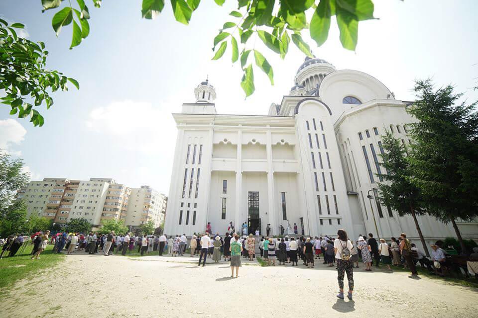 Hramul Catedralei Manastur